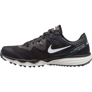 Nike Juniper Trail Laufschuhe Damen black-white-dk smoke grey-grey fog