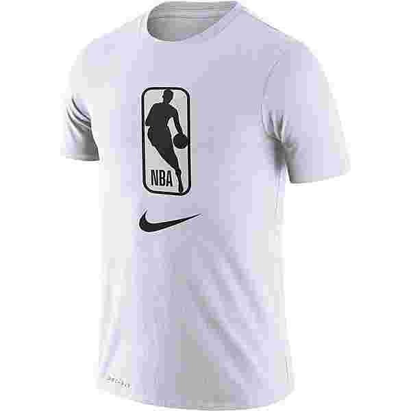 Nike NBA Dry N31 Funktionsshirt Herren white