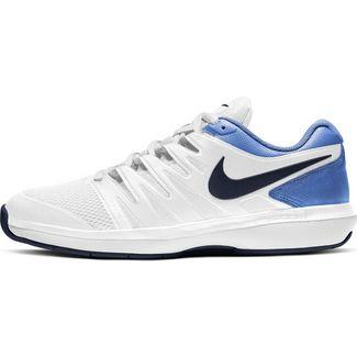 Nike Air Zoom Prestige Carpet Tennisschuhe Herren white-obsidian-royal pulse