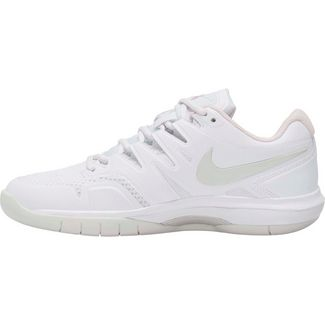 Nike Air Zoom Prestige Carpet Tennisschuhe Damen white-photon dust-pink foam