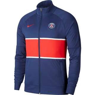 Nike Paris Saint-Germain Trainingsjacke Herren midnight navy-university red