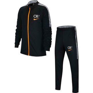 Nike CR7 Trainingsanzug Kinder black-white