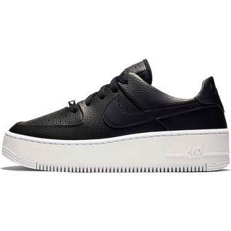 Nike Air Force 1 Sage Sneaker Damen black-black-white