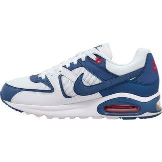 Nike Air Max Command Sneaker Herren white-mystic navy-cardinal red
