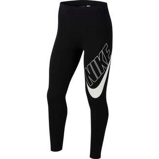Nike Favorites Leggings Kinder black-white