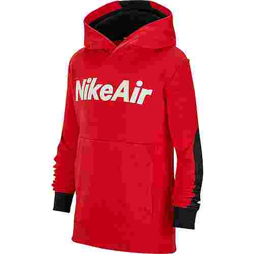 Nike Air Hoodie Kinder university red-black-black-white