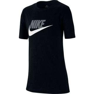 Nike Futura T-Shirt Kinder black-lt smoke grey
