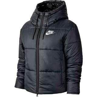 Nike NSW Steppjacke Damen black-white