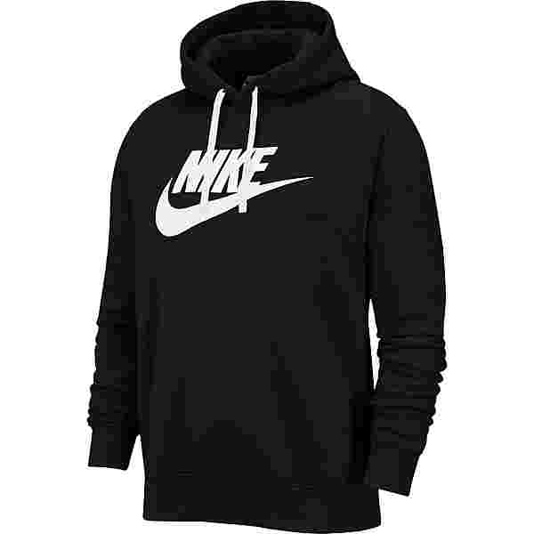 Nike NSW Club Hoodie Herren black/black/white