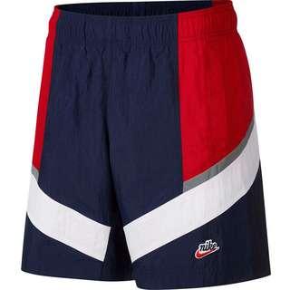 Nike NSW Windrunner Shorts Herren midnight navy/university red/white