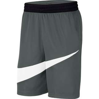Nike Dry Basketball-Shorts Herren iron grey-white