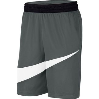 Nike Dry Basketball-Shorts Herren iron grey-white