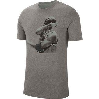 Nike Jumpman Photo T-Shirt Herren carbon heather