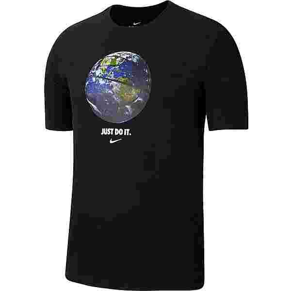 Nike Dry Photo Funktionsshirt Herren black