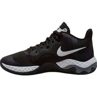 Nike Renew Elevate Basketballschuhe Herren black-white-smoke grey