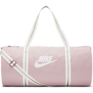 Nike Heritage Duff Sporttasche plum chalk-plum chalk-white
