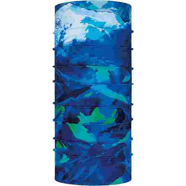 BUFF Schal Kinder high mountain blue