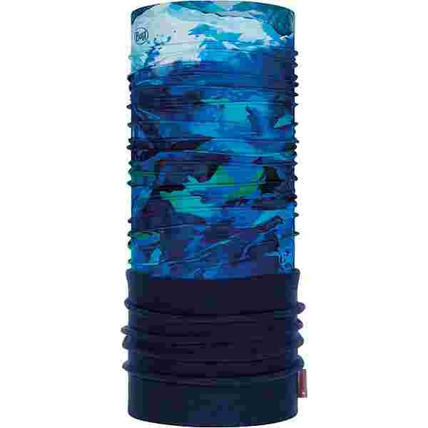 BUFF POLAR Schal Kinder high mountain blue