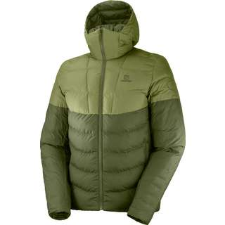 Salomon SIGHT STORM Steppjacke Herren olive night/martini olive