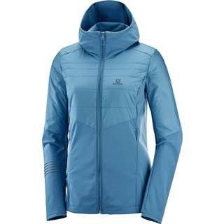 Salomon OUTSPEED Fleecejacke Damen copen blue