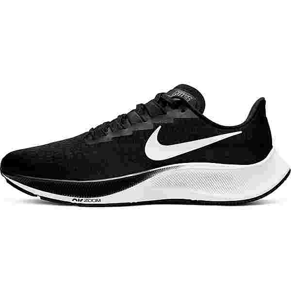 Nike Air Zoom Pegasus 37 Laufschuhe Herren black-white