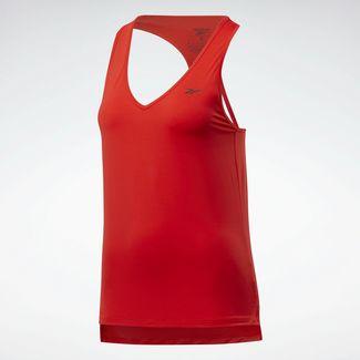 Reebok Tanktop Damen Rot