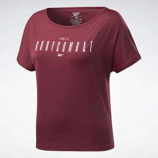 Reebok T-Shirt Damen Lila