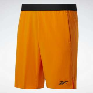 Reebok Speedwick Speed Shorts Funktionsshorts Herren Orange