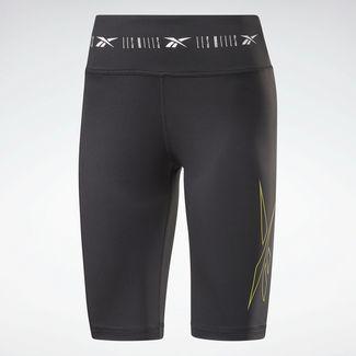 Reebok LES MILLS® Bike Shorts Funktionsshorts Damen Schwarz