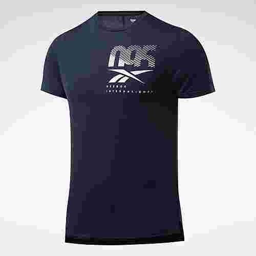 Reebok ACTIVCHILL Graphic Move T-Shirt Funktionsshirt Herren Blau