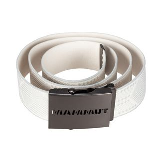 Mammut Mammut Logo Belt Gürtel bright white-highway
