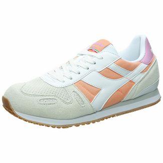 Diadora Titan WN Soft Sneaker Damen weiß / grau
