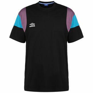 UMBRO Cove T-Shirt Herren schwarz / blau
