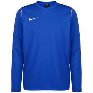 Nike Park 20 Dry Crew Funktionsshirt Herren blau / weiß