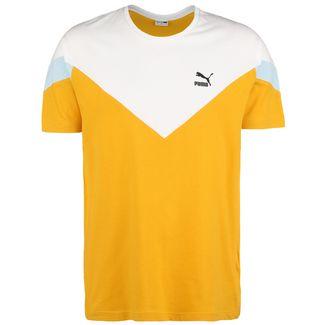 PUMA Iconic MCS T-Shirt Herren gold