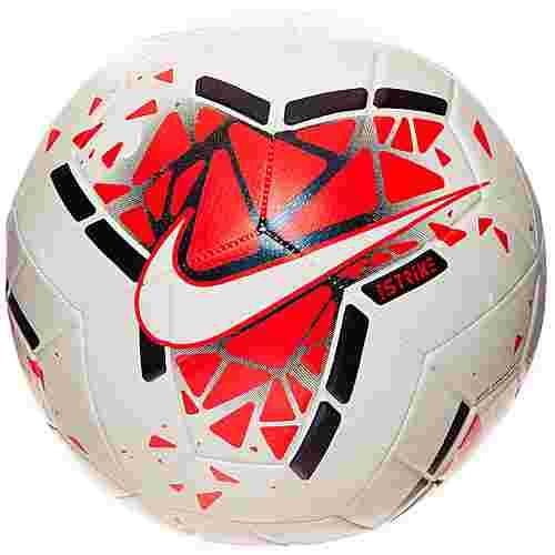 Nike Strike 5 Fußball Herren weiß / neonrot