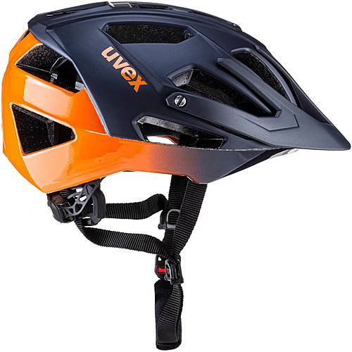 Uvex Quatro Fahrradhelm Blue Orange Mat Im Online Shop Von Sportscheck Kaufen
