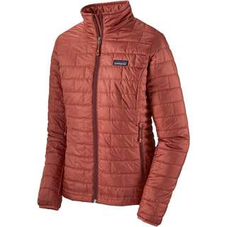 Patagonia Nano Puff Steppjacke Damen spanish red