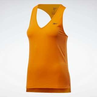 Reebok ACTIVCHILL Athletic Tanktop Tanktop Damen Orange