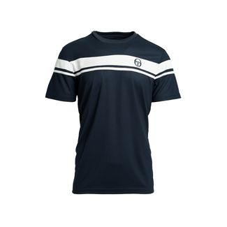 SERGIO TACCHINI Young Line Pro T-Shirt T-Shirt Herren nav/wht