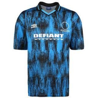 UMBRO Defiant Football T-Shirt Herren blau / hellblau
