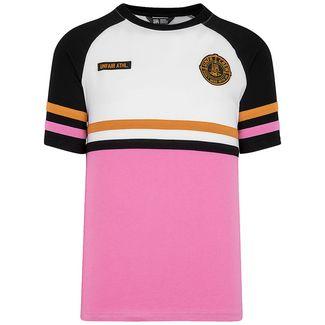 Unfair Athletics DMWU T-Shirt Herren pink / weiß