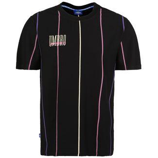 UMBRO Paradise Crew T-Shirt Herren schwarz / bunt