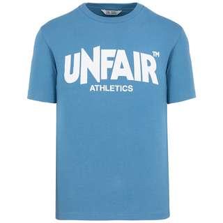 Unfair Athletics Unfair Classic Label T-Shirt Herren blau / weiß