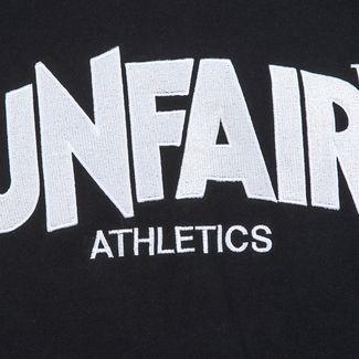 Unfair Athletics Unfair Classic Label Crewneck Sweatshirt Herren schwarz / weiß