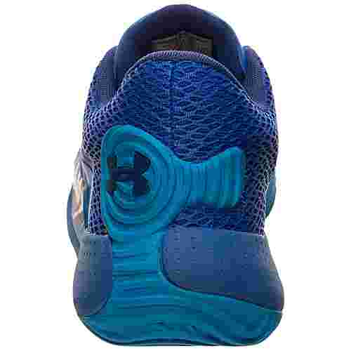 Under Armour Anatomix Spawn 2 Basketballschuhe Herren blau