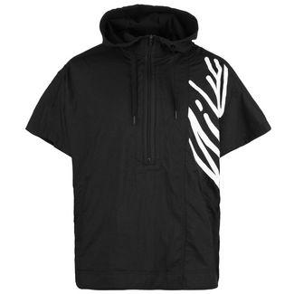 Nike PX Trainingsshirt Herren schwarz / weiß