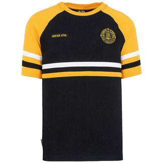 Unfair Athletics DMWU T-Shirt Herren schwarz / gelb