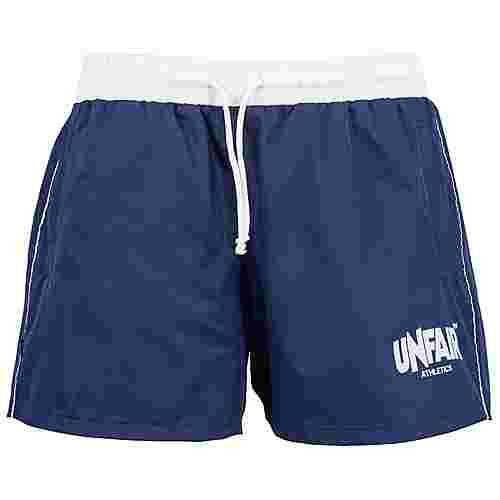 Unfair Athletics Classic Label Swim Bermudas Herren dunkelblau