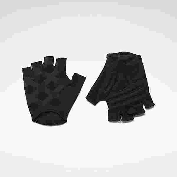 Reebok Studio Gloves Fitnesshandschuhe Damen Schwarz